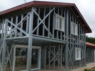 Constructeur De Maisons  Ossature Mtallique En Alsace  Steel